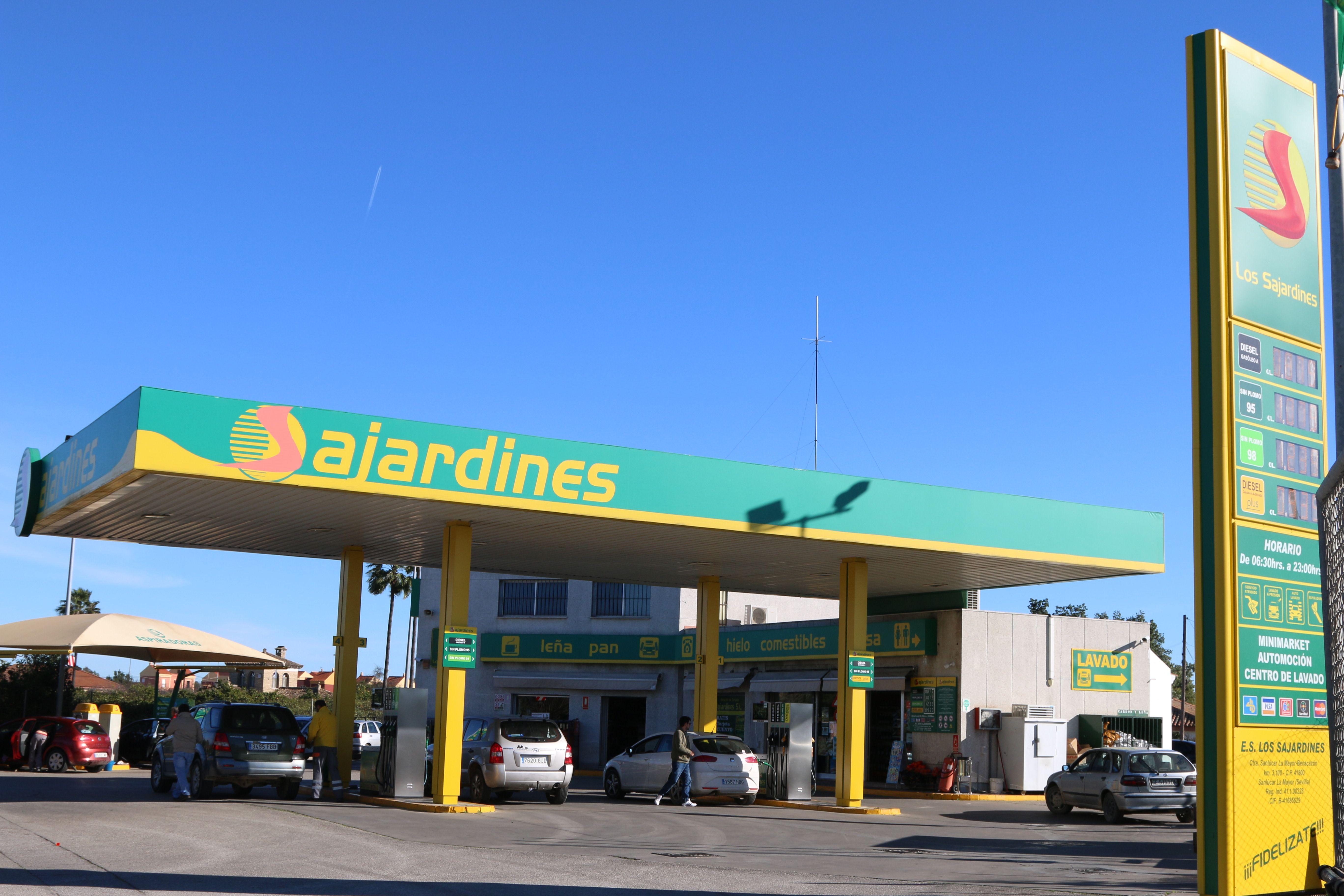 Gasolinera Barata en Sevilla